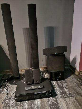 Zestaw kina domowego LG 5.1 Komplet !