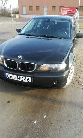 Zamienię za BUSA... BMW E46 320d