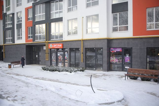 Оренда приміщення 94 м2 під бізнес лише 310 грн м2 в ЖК Синергія 3+