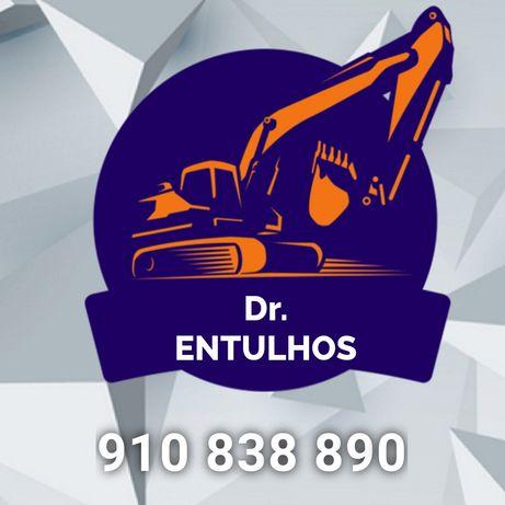 RECOLHA de ENTULHOS,  Aberturas de Roços, Recheio de Casas.