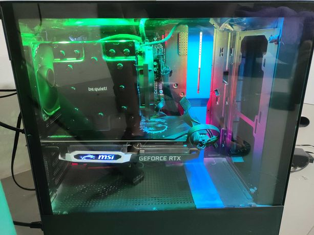 PC GAMING   RTX 2070   i5-8600k