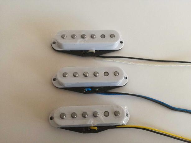 Pickups Guitarra Alnico 5 - Single-coil e Humbuckers