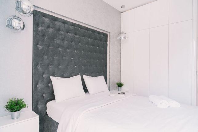 Komfortowy Apartament dla 4 os - Nowoczesne osiedle W CENTRUM WARSZAWY