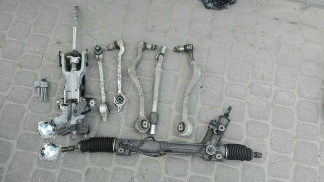 Рейка BMW Е39/Е46/e36/Е53 насосГУР N52 N55/М54/43/57Ежик/карданчик Е39