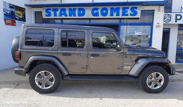 Jeep Wrangler Unlimited 2.2 CRD 4x4 AT8