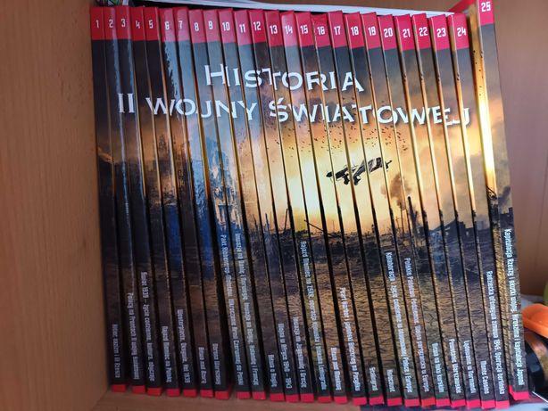 Historia 2 Wojny Światowej KOLEKCJA