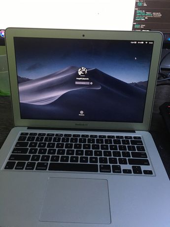 Macbook air 2013 13,3 8gb 256gb ssd