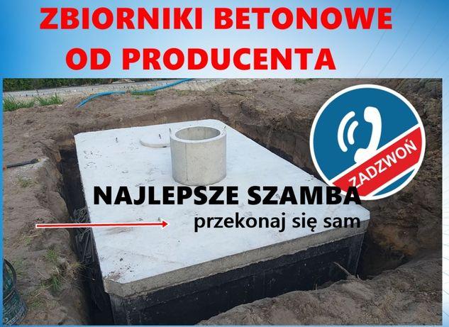 4tys -12tys litrow szamba betonowe Piwnice ziemianki - z OTWOREM szamb