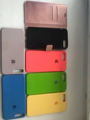 Чехлы на apple iphone 7+