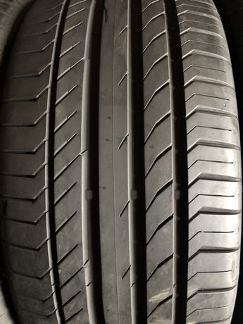 265/45/20 R20 Continental ContiSportContact 5 4шт