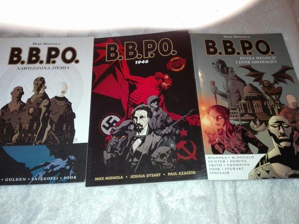 B.B.P.O komiks