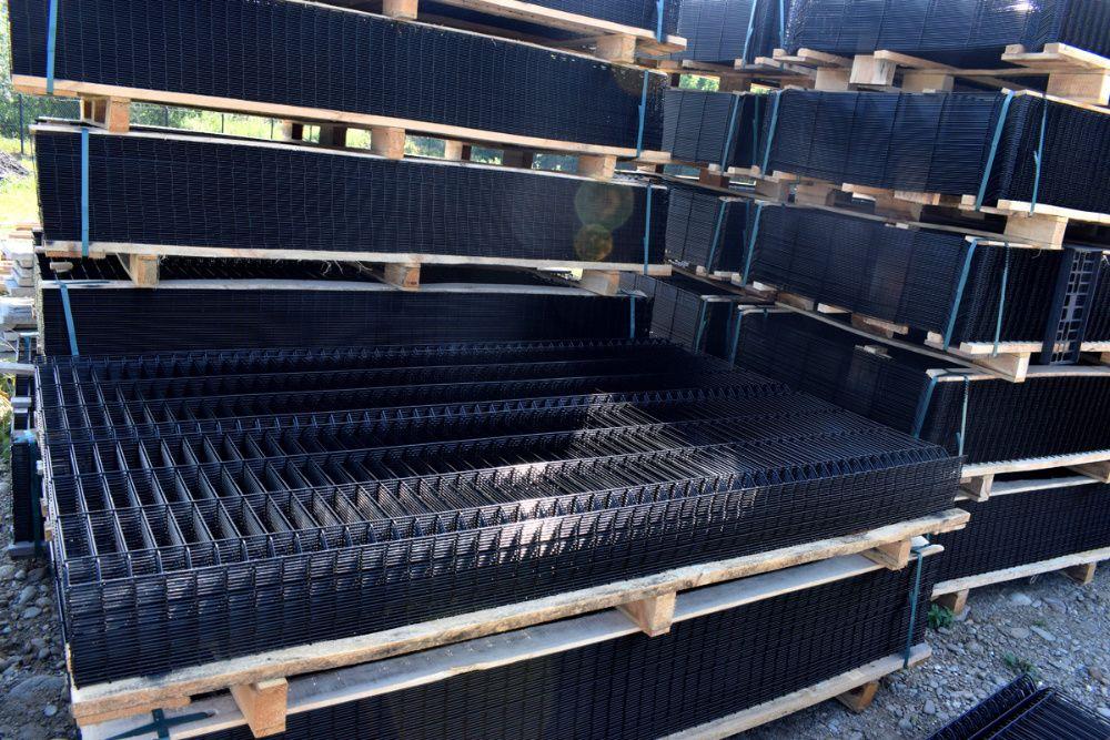 Kompletne ogrodzenie panelowe 47 zł Biecz - image 1