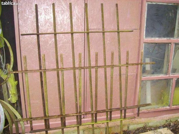 Krata kraty metalowe mocne prety 16x16 mm