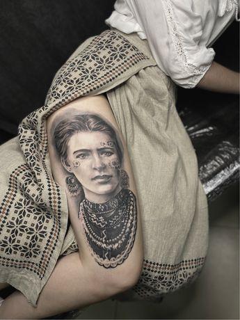 тату мастер/tattoo artist