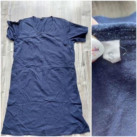 Wyprawka zestaw dla mamy kolektor koszula ciążowa S majtki stanik