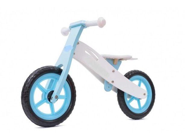 Wooden Toys rowerek biegowy rower drewniany
