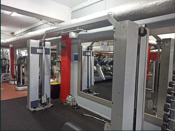 Brama do ćwiczeń Master Sport regulowane bloczki 2x80kg