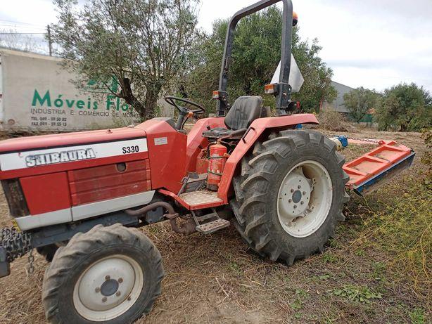 Vendo trator agrícola shibaura,s330