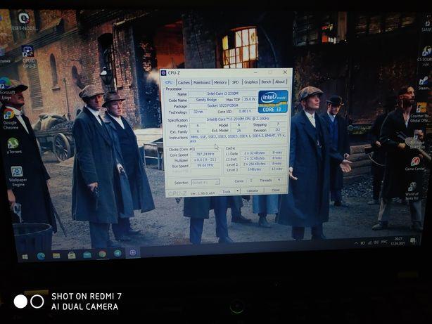 Продам ноутбук Lenovo ThinkPad X220i