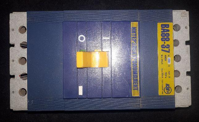 Автоматические выключатели ВА8837 ВА88-37 ВА 8837 400А