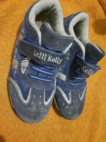 Кроссовки кожаные, Ielli Kelly