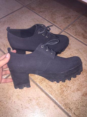 Sapatos Salto Seaside Tamanho 38