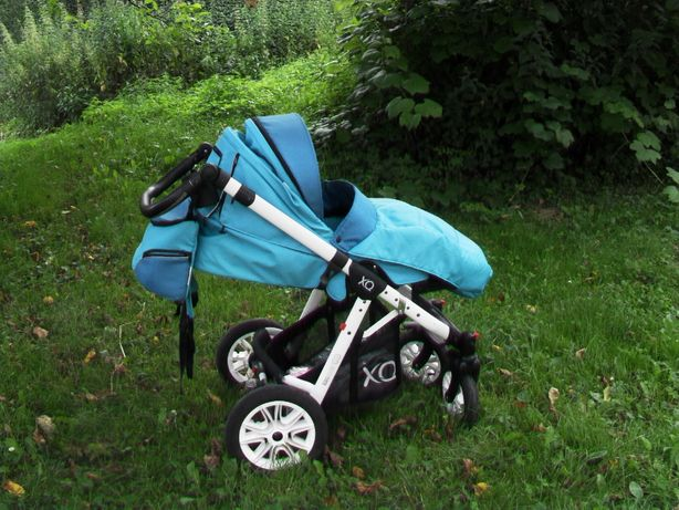 Wózek spacerowy Baby Active XQ