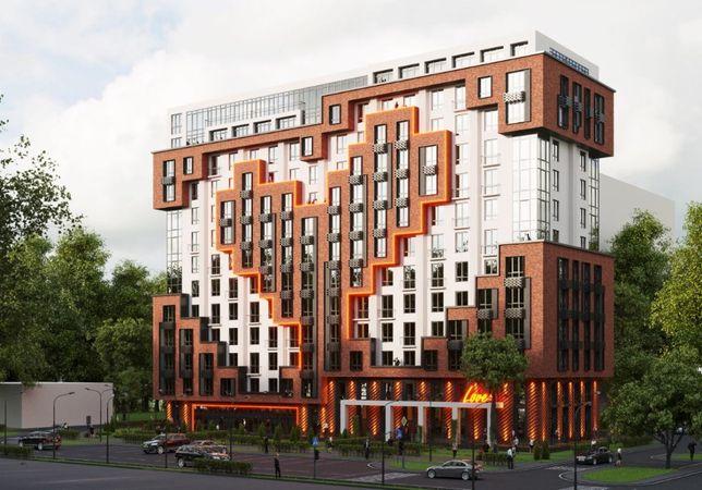 Однокомнатная квартира новом доме! ЖКLove на ул.Сахарова