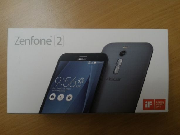 Смартфон Asus Zenfone 2, 4\64Gb, NFC, Шагомер, OTG, Два радио модуля!!