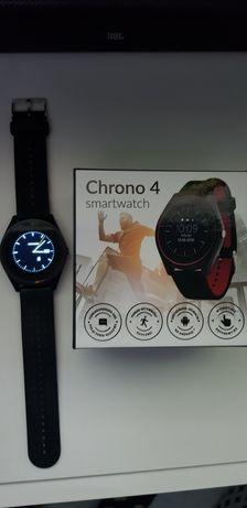 Smartwatch Chrono 4 czarny.