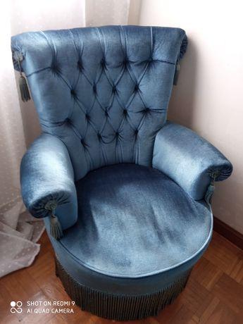 Cadeira tipo senhorinha