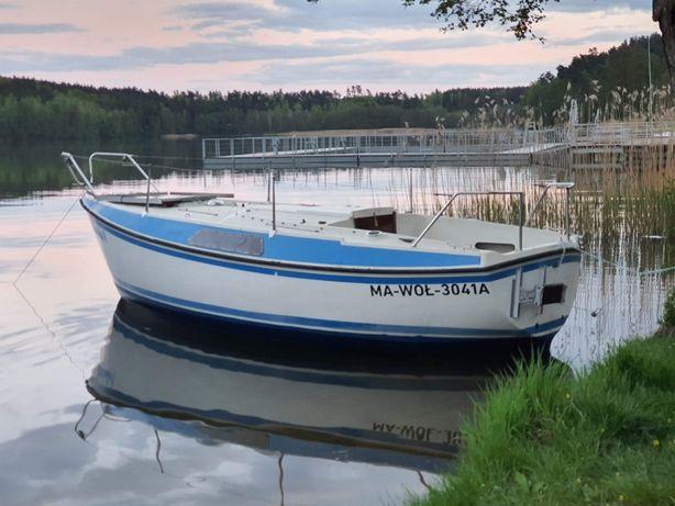 Jacht , łódź motorowa wedkarska 600 cm