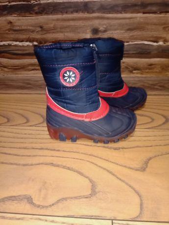 Buty śniegowce 24