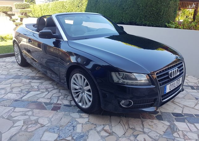 Audi A5 Cabriolet Nacional  Melhor preço do mercado