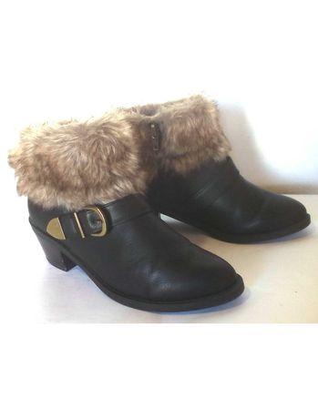 Стильные демисезонные ботинки для девочки river island, р.33 код w3306