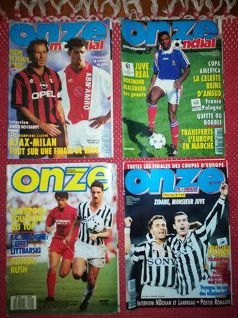 Onze Mondial - Revistas com História