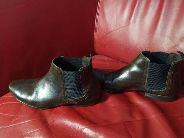 Обувь весна-осень натуральная кожа сохран