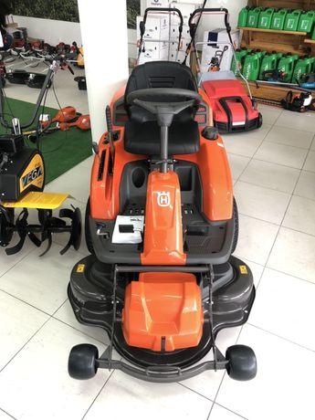 Rider Husqvarna R214c + myjka ciśnieniowa pw 360
