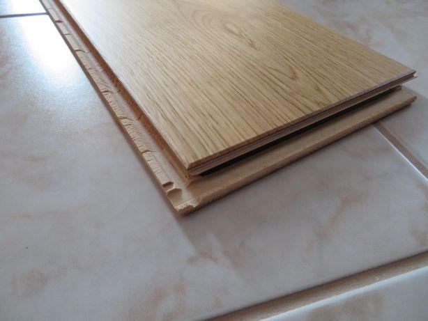 Deska Barlinek Advance Line Various - dąb fazowany lakierowany