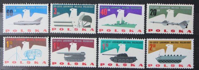 znaczki pocztowe polskie 8