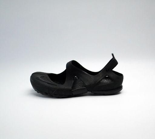 Женские босоножки nike air rift black