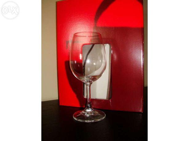 Copos de Vinho XL NOVOS embalagem com 3 copos