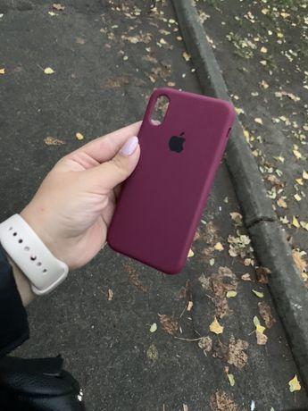 Чехол на iPhone X/xs