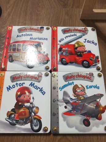 Książki z serii mały chłopiec