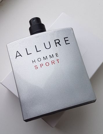 Chanel Allure Homme Sport тестер 100 мл шанель аллюр алюр хом спорт