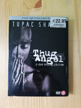 Tupac Shakur. Thug Angel. 2 płyty DVD Specjalna Edycja