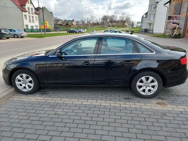 Audi A 4 2.0 TDI 2011rok
