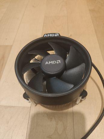 Chłodzenie Ryzen 3/5/7 boxowe WENTYLATOR AMD Wraith Spire RYZEN AM4