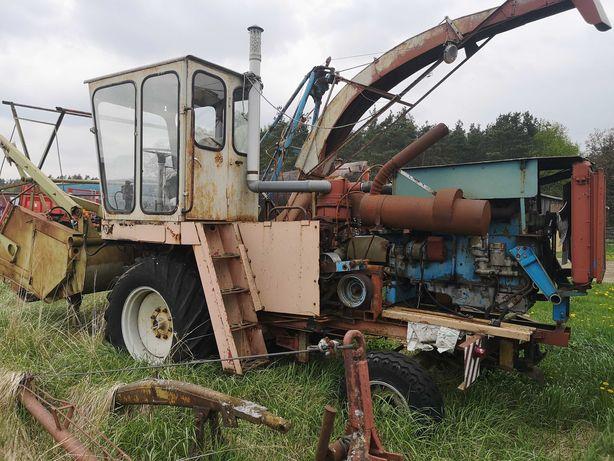 Sieczkarnia do kukurydzy PFMZ Z-320 z silnikiem IFA