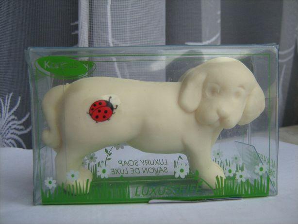 Мыло сувенирное собака M.Cappus сделано в Германии Germany